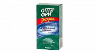 Опти-фри экспресс раствор д/контактных линз 120мл