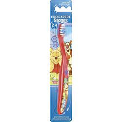 Орал-би (oral-b) зубная щетка про эксперт стэйджес 2 мягкая 2-4г