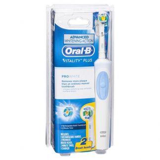 Орал-би виталити зубная щетка электрическая vitality prowhite
