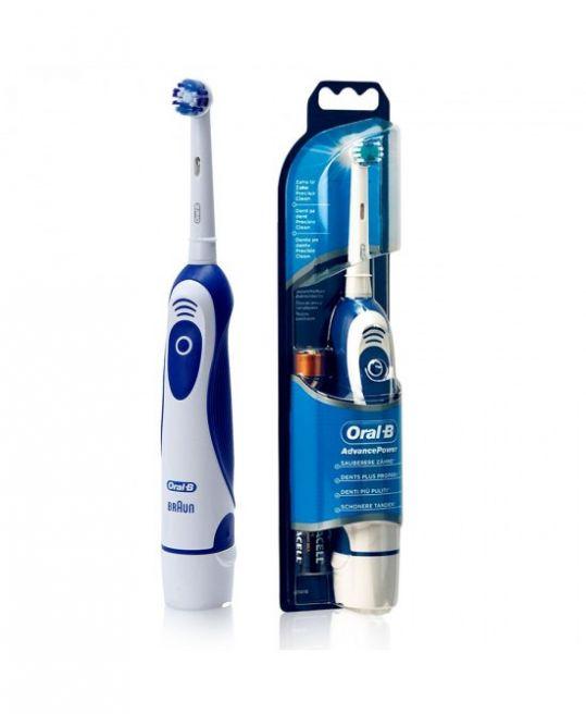 Орал-би проэксперт зубная щетка электрическая отбеливающая db4, фото №1