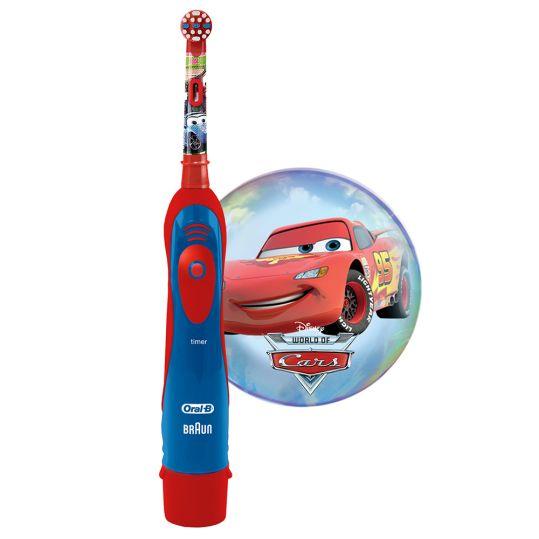 Орал-би зубная щетка электрическая детская stages power, фото №1