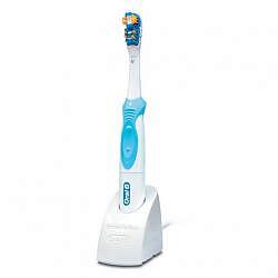 Орал-би кросс экшн пауэр зубная щетка электрическая мед