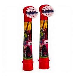 Орал-би насадки для детской электрической зубной щетки ев-10 2 шт.