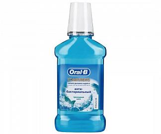 Орал-би ополаскиватель для полости рта комплекс антибактериальный 250мл