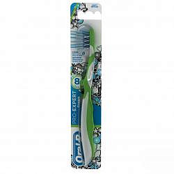 Орал-би зубная щетка детская stages 4 проэксперт мягкая 8+