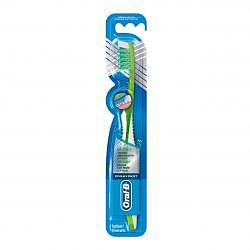 Орал-би эксперт зубная щетка массажер 40 средняя