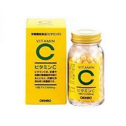 Орихиро витамин с таблетки 300 шт.