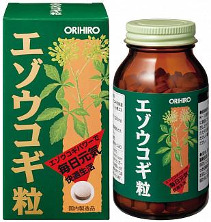 Орихиро элеутерококк таб. n400