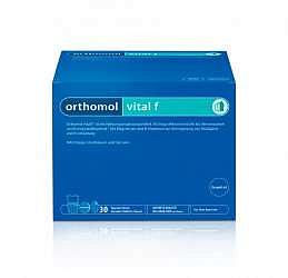 Ортомоль витал ф таблетки + капсулы 30 шт.