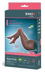 Би велл колготки компрессионные 2класс для беременных jw327 размер 5 натуральные прозрачные