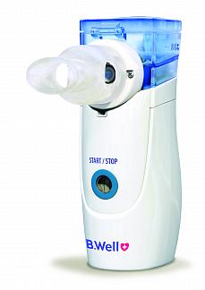 Би велл ингалятор ультразвуковой wn-114 электронно-сетчатый д/взрослых
