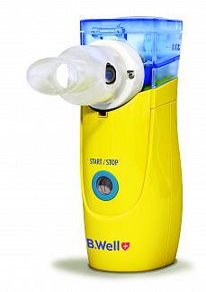 Би велл ингалятор ультразвуковой wn-114 электронно-сетчатый д/детей