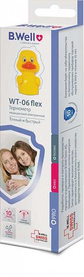 Би велл термометр электронный wt-06 детский утенок, фото №2