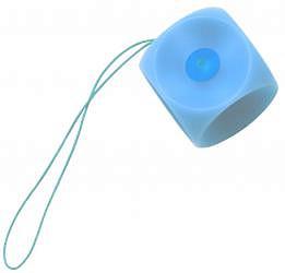 Пессарий (pessary) кубический c кнопкой wpk4 без перфорации