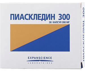Препарат пиаскледин