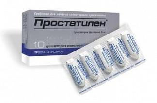 Простатилен цена в аптеках москвы