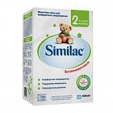 Симилак 2 смесь молочная д/детей 6+ 700г