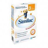 Симилак 3 смесь молочная д/детей 350г