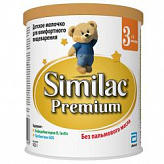 Симилак премиум 3 смесь молочная 12+ 400г