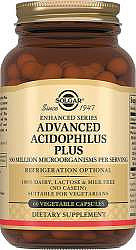 Солгар ацидофилус плюс капсулы 60 шт.