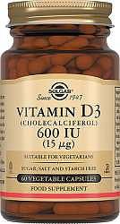 Солгар витамин д3