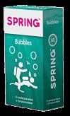 Спринг баблс презервативы с пупырышками n9