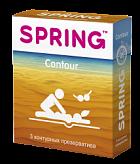 Спринг контур презервативы контурные n3
