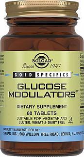Солгар модуляторы глюкозы таблетки 60 шт.