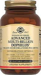 Солгар мультидофилус плюс капсулы 60 шт.