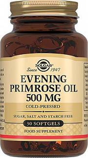 Солгар примулы вечерней масло капсулы 60 шт.
