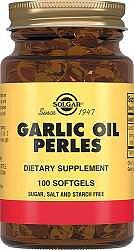 Солгар чесночное масло перлес капсулы 100 шт.