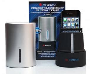 Тимсон стерилизатор ультрафиолетовый для сотового телефона