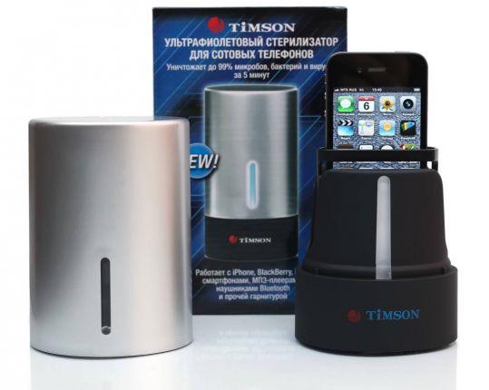 Тимсон стерилизатор ультрафиолетовый для сотового телефона, фото №1