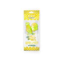 Актифрут леденцовая карамель с витамином с со вкусом лимона с мятой 17г