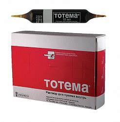 Тотема 10мл 20 шт. раствор для внутреннего применения