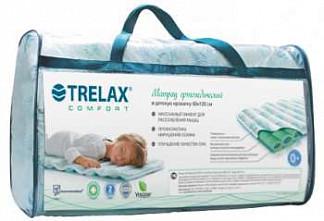 Трелакс матрац ортопедический детский в кроватку mд60/120