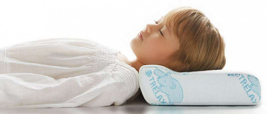 Трелакс оптима бэби подушка ортопедическая, фото №4